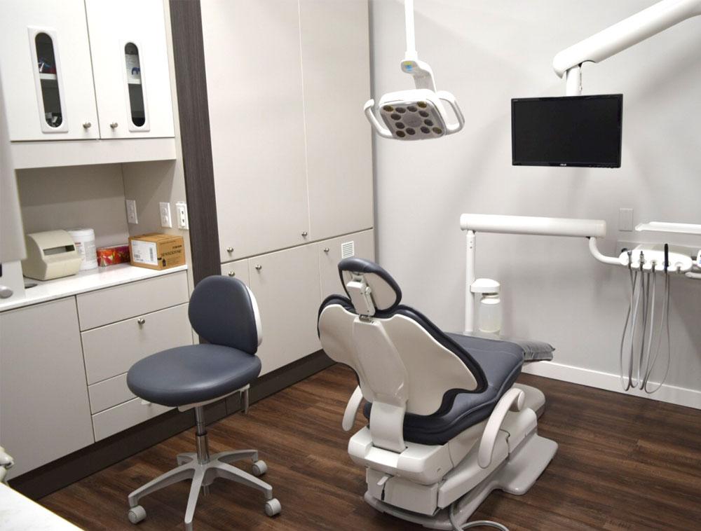 delta dental clinic equipment