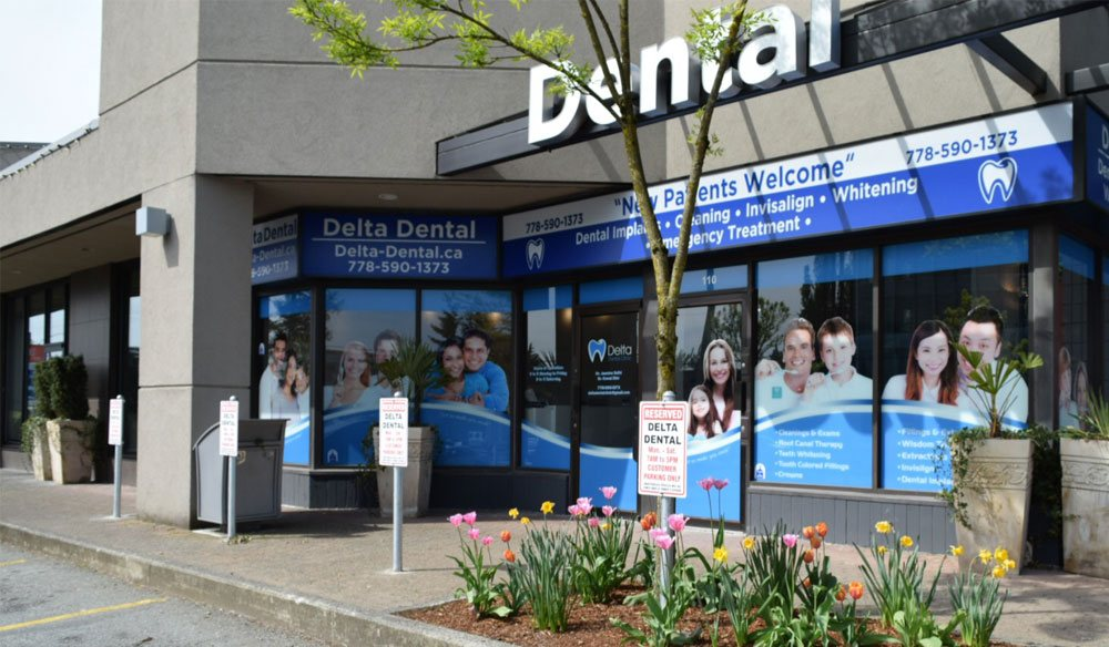 delta dental clinic location